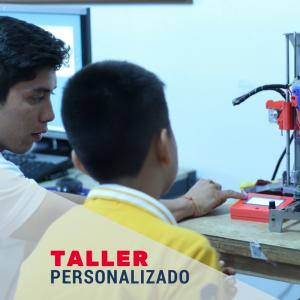 Taller Impresora 3D Prusa Tairona