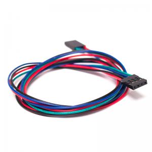 Cable de motor dupont 4 pines 500mm