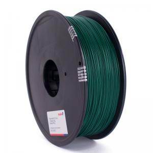 filamento pla verde oscuro 1.75mm