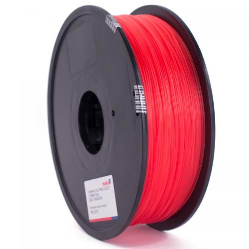 filamento pla temperature change rojo a amarillo 1.75mm
