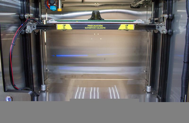 impresora pegasus tiene ingeniería robusta
