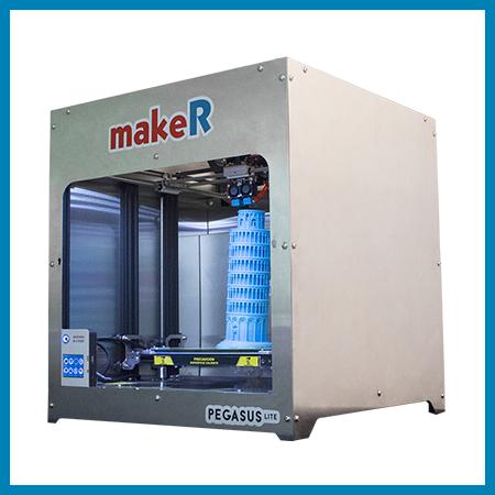 Impresora 3D PEGASUS Lite Torre Pisa
