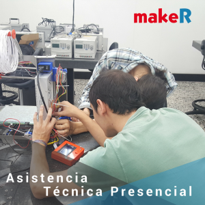 asistencia técnica presencial para impresoras 3D