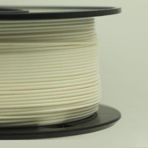 Filamento PLA blanco cálido