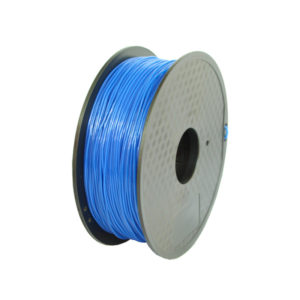 filamento TPU flexible azul
