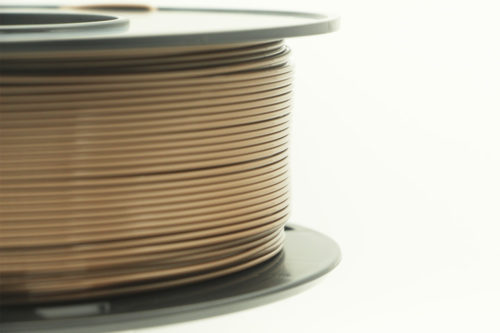 filamento pla marrón 1.75mm