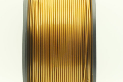 1.75mm PLA Filament Gold 004
