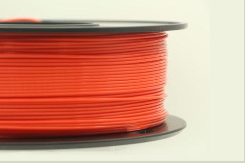 Filamento PLA rojo 1.75mm