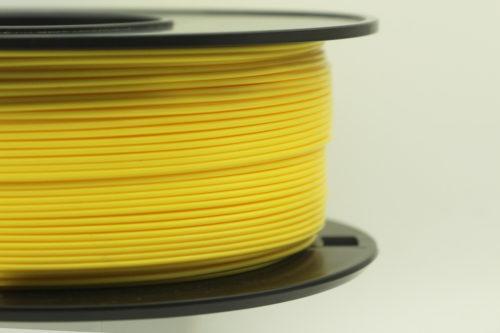 filamento pla amarillo 1.75mm