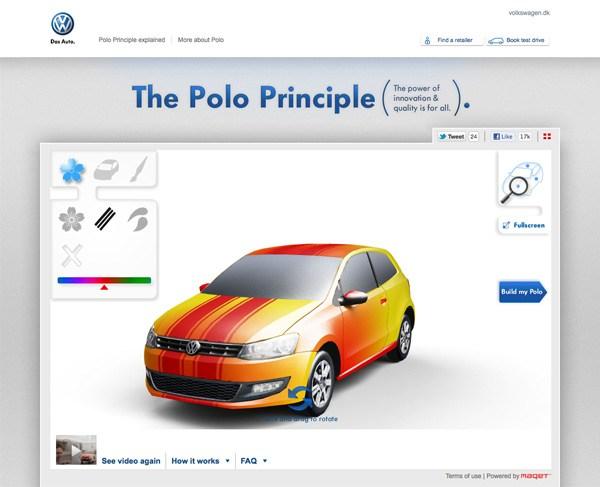 Impresión 3D en empresas como Volkswagen con The Polo Principle para buscar la innovación