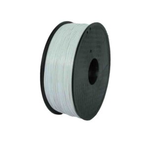filamento TPU flexible blanco