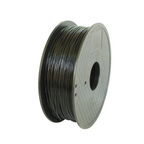 filamento TPU flexible negro