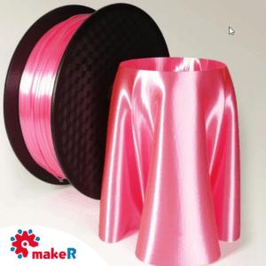filamento pla seda rojo 1.75mm