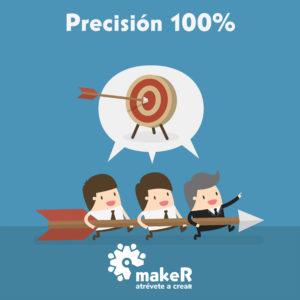 La precisión de la impresión 3D ayuda a la innovación