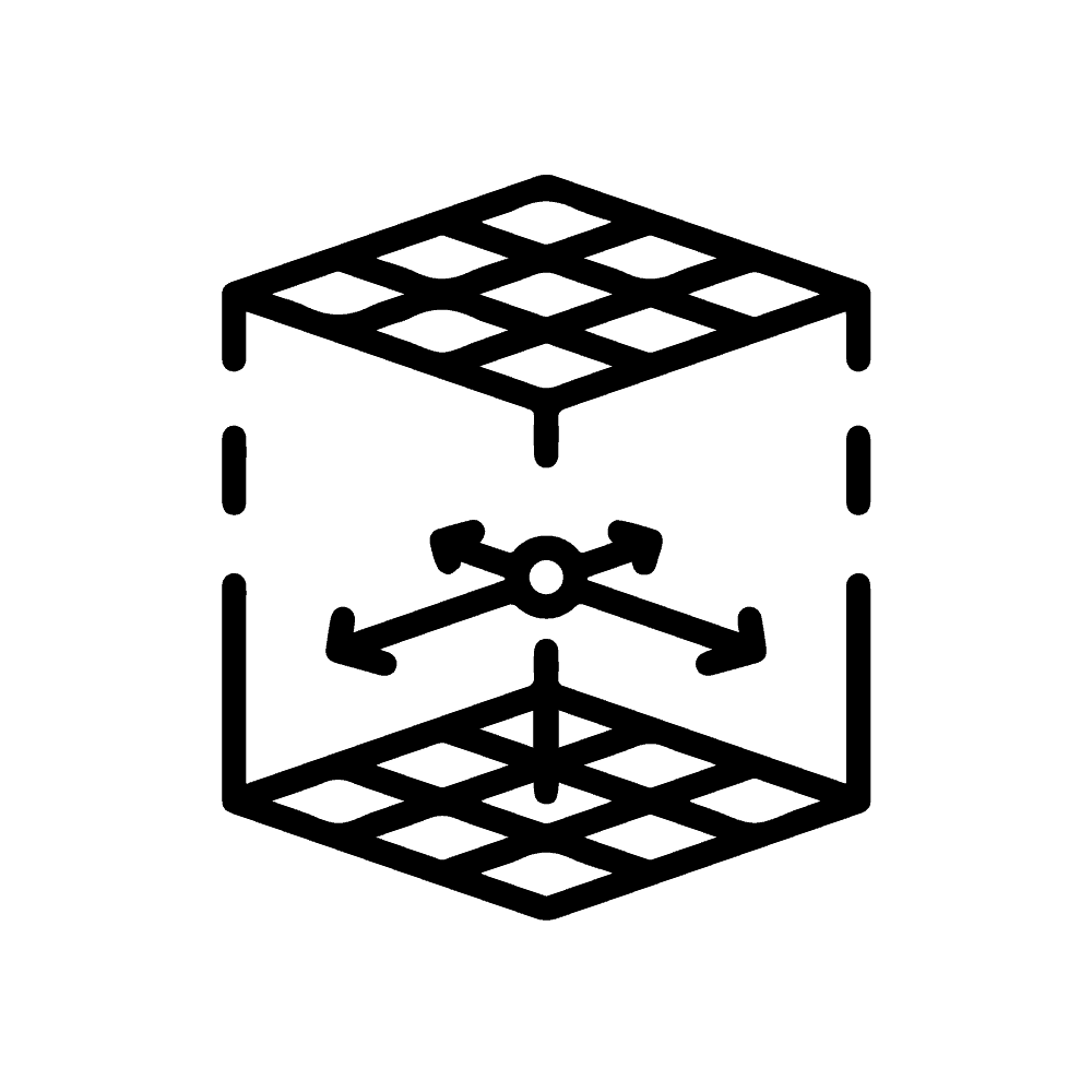 Icono de espacio