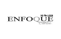 Logo de Enfoque Caribe