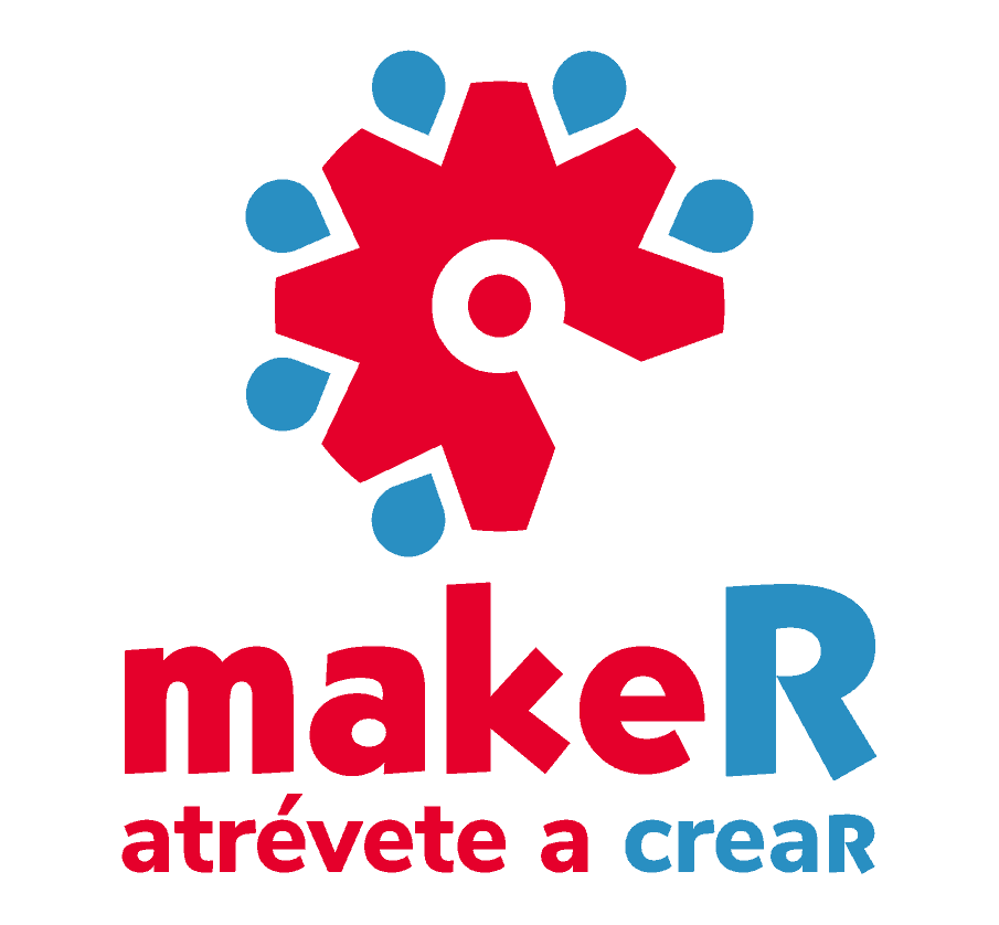Logo de makeR technologies