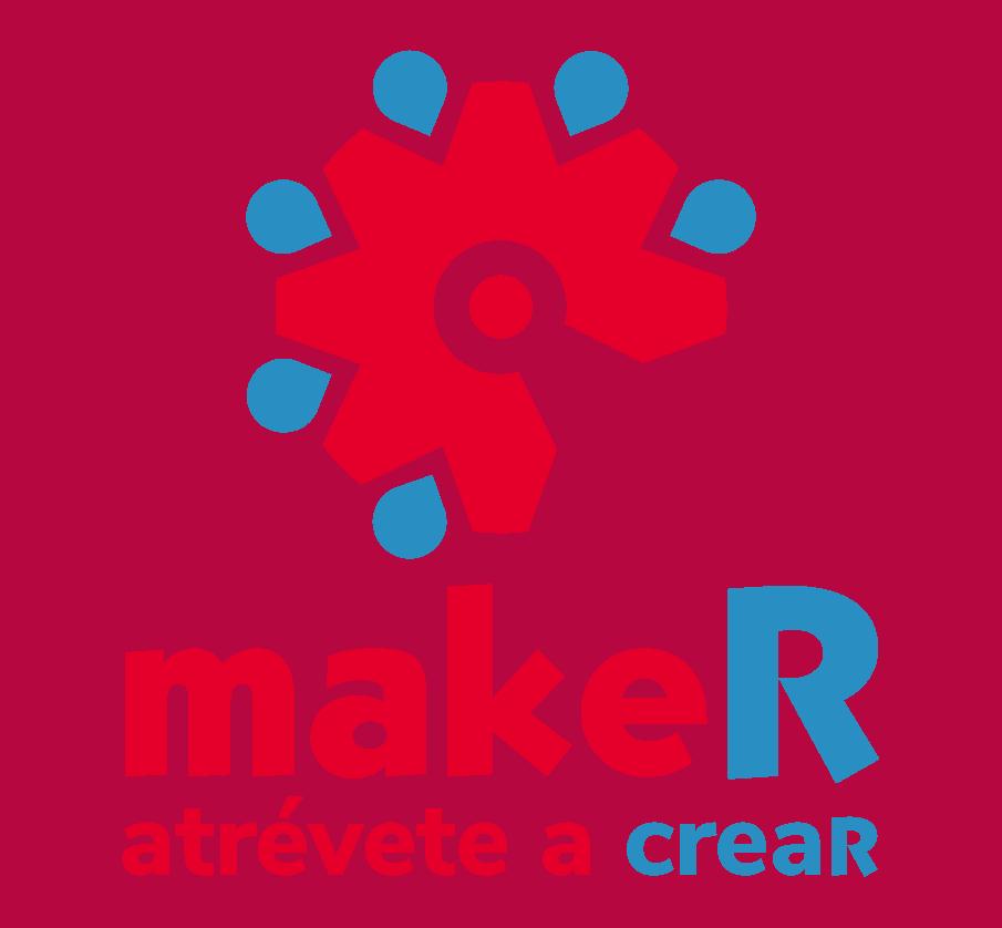 Logo de makeR technologies