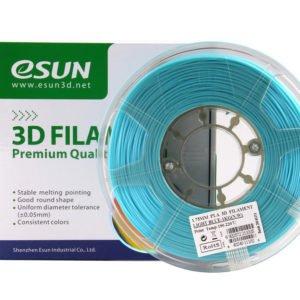 Filamento Esun PLA Plus Azul Claro