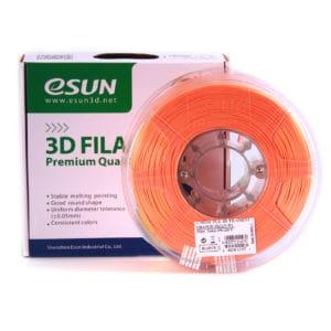Filamento Esun PLA Plus Naranja