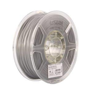 Filamento-Esun-PLA-Plus-Plateado
