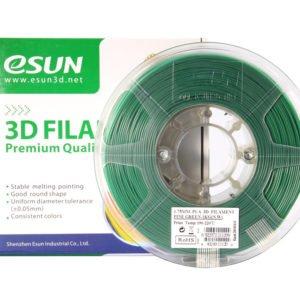 Filamento Esun PLA Plus Verde Pino