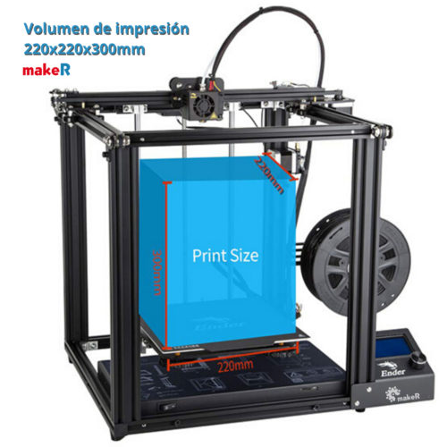 IMPRESORA 3D CREALITY ENDER 5_2